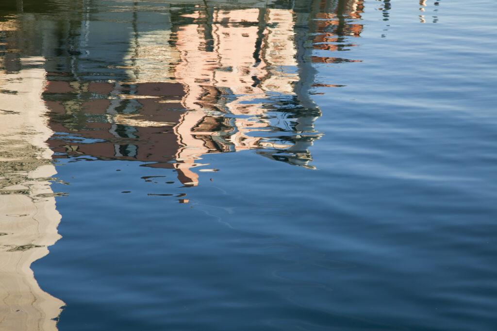 Venice morning, 2011
