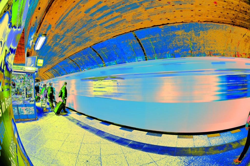 Berlin underground, 2011