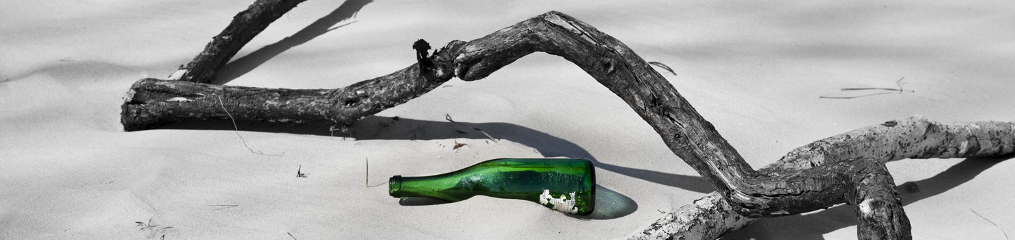 photo series, flotsam and jetsam, by Charlie Alice Raya